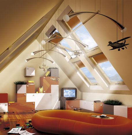 pose fenetre de toit Fenêtre de toit
