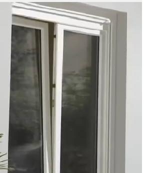 rere  Pose dune fenêtre en rénovation